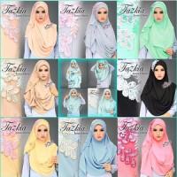 Jilbab Delisa Laudya / Khimar Delisa Cubit2
