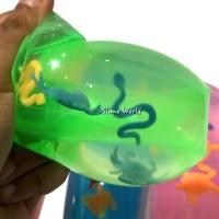 Water Snake WaterSnake Snack Mainan Anak Ular Air