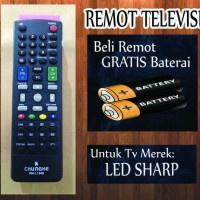 REMOT/REMOTE TV SHARP AQUOS LCD/LED LOKAL