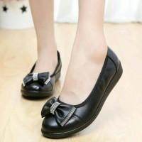 Sepatu Kerja Kantor Wanita Hitam