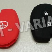 Silikon Cover Condom Kunci Mobil Toyota Grand New Avanza 2016