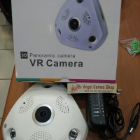 Jual IP CAMERA 3D VR 360 FISHEYE CAM FULL HD Murah