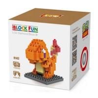Loz Lego Nano Block Pokemon Charmander 91421