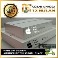 BNIB TERMURAH iPad Air 2 Cellular Wifi 64GB Silver Garansi Apple 1Year