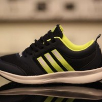 Sepatu Adidas Zoom Woman Hitam Hijau