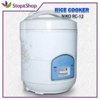 Rice Cooker Murah Dan Hemat Listrik Niko RC-12