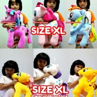 Jual Boneka My Little Pony Big Size XL 16