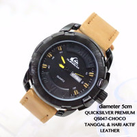 Hot Jam Terlaris Jam Tangan Pria QUICKSILVER Premium Hari Tanggal Akti