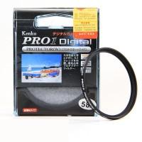Kenko Filter UV 58 Mm Pro 1 - 58mm Pro1 Canon Nikon Sony