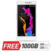 harga Smartfren - Andromax R2 - Free 100gb (white Gold) Tokopedia.com