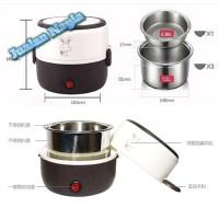Rice Cooker Mini - Penanak Nasi 2 Susun