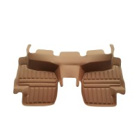 Frontier Karpet Mobil Set Untuk Toyota Rush - Coklat