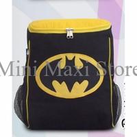 NEW Tas Sekolah Anak Batman Tas Ransel Anak Tas Gemblok