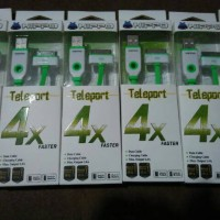 Kabel Teleport Hippo IPhone 3/4, IPad Apple Lighting 90cm Cable1
