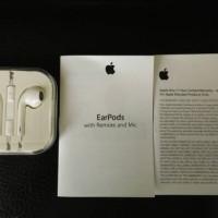 EarPods Apple IPhone 5 Original / Earphone / Handsfree / Earpod1