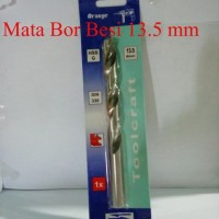 Mata Bor Besi Orange 13.5 Mm
