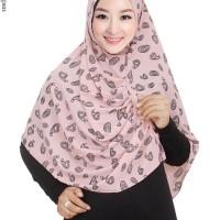 Jilbab Muslimah Syiria Bubble Pop Terbaru, JL689