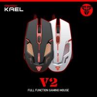 Jual Beli Fantech Kael V2 Full Function Gaming Mouse Baru | Mouse Ko