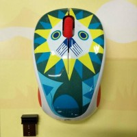 Jual Beli Wireless Mouse Play Collections E-Smile - Luke Lion Diskon