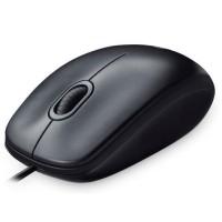 Jual Beli Logitech Wired Optical Mouse - M100R - Black Baru | Mouse