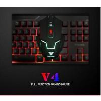 Jual Beli Fantech V4 Uther Full Function Gaming Mouse Baru | Mouse K