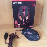 Jual Beli Fantech Kael V2 - Full Function Gaming Mouse USB Baru | Mo