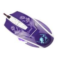 Jual Murah!!! AUW Women Dedicated Left Roller Wired Gaming Optical M