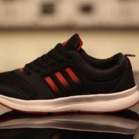 Sepatu Adidas Zoom Woman Hitam Merah