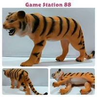Figure Big Wild Animal Binatang Buas Besar Tiger Harimau