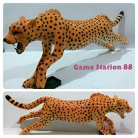 Figure Big Wild Animal Binatang Buas Besar Cheetah Citah