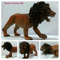 Figure Big Wild Animal Binatang Buas Besar Singa Lion