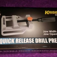 harga clamp quick release drill press vise krisbow Tokopedia.com