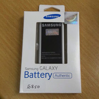 Battery Baterai Batre SAMSUNG Galaxy Alpha G850 ORIGINAL 100%