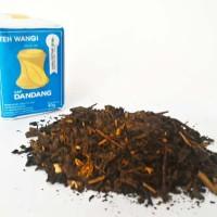 Harga teh wangi cap dandang teh tubruk tradisional dengan bunga melati | antitipu.com