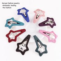 Jepitan Rambut Model Bintang - FHR015