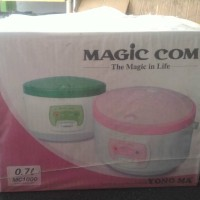 Magic Com Yongma MC1000 0.7 Liter