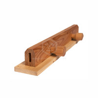 Edge Burnishing Clamp for Belt - Leather Tools