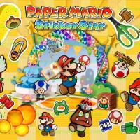 3DS Paper Mario: Sticker Star (Usa / Asia) Berkualitas
