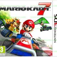 3DS Mario Kart 7 (Usa / Asia) Murah