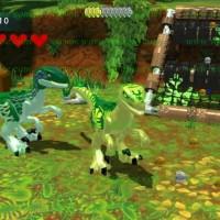PSVita Lego Jurassic World R1
