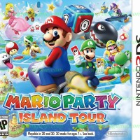 3DS Mario Party: Island Tour (Usa / Asia) Berkualitas