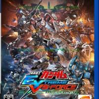 PSVita Mobile Suit Gundam EXTREME VS-FORCE R3 English Murah