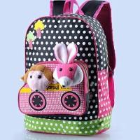 tas ransel boneka sekolah anak perempuan GRS distro GYN4639 murah