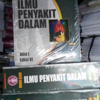 Buku Ajar ILMU PENYAKIT DALAM jilid 1, 2 & 3, Interna Publishing