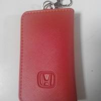Jual Dompet STNK Lipat 2 Logo Honda (MERAH) Murah
