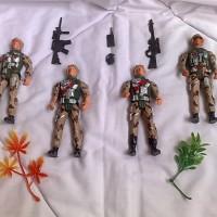 Mainan Combat Set
