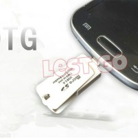 Otg Tf Card Reader Universal Micro Usb Two In One