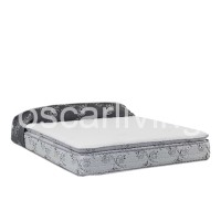 Musterring Wellington Latex Pillowtop 200 X 200 (Mattress Only) Puti
