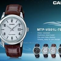 JAM TANGAN PRIA CASIO MTP-VS01L-7B2 ORIGINAL CASIO GARANSI RESMI
