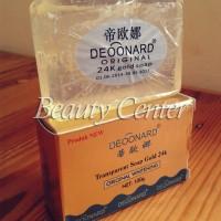 Sabun Deoonard Gold (Deoonard Gold Soap) Original
